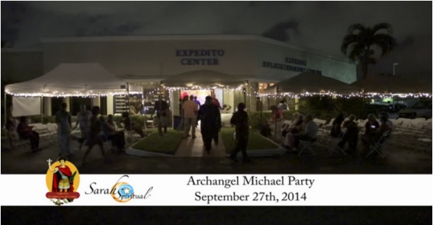 SarahSpiritual's Archangel Michael Celebration