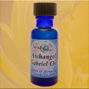 SarahSpiritual Archangel Gabriel Oil