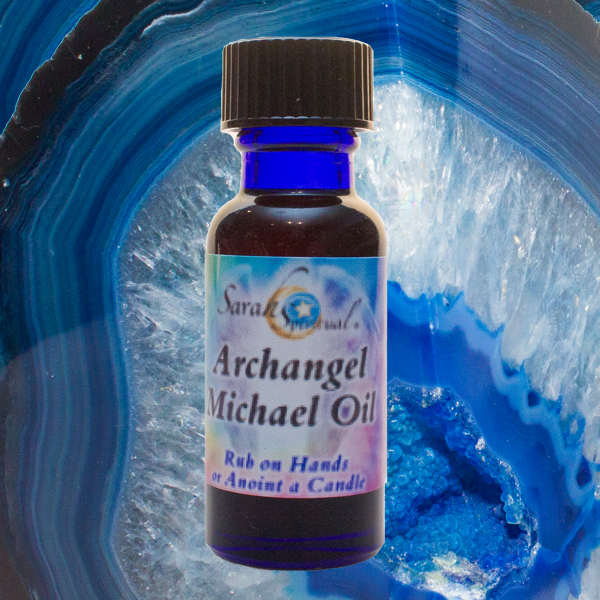 SarahSpiritual Archangel Michael OIl