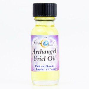 Archangel Uriel Oil Master Image