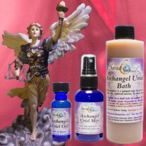 SarahSpiritual Archangel Uriel Collection