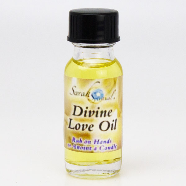SarahSpiritual Divine Love Oil