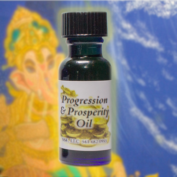 SarahSpiritual Progression Prosperity Oil