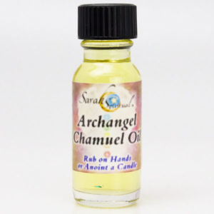 SarahSpiritual Archangel Chamuel Oil