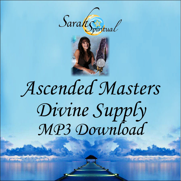 Ascended Masters Divine Supply Download