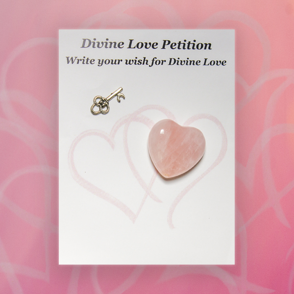SarahSpiritual Divine Love Petition & Heart