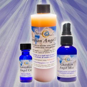 SarahSpiritual Guardian Angel Collection