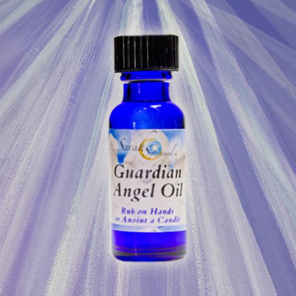 SarahSpiritual Guardian Angel Oil