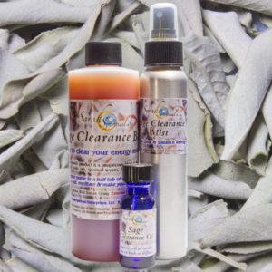 SarahSpiritual Sage Clearance Collection