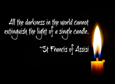 The Magic of Candles and Prayers