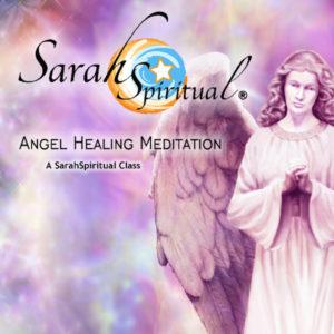 Angel Healing Meditation Class