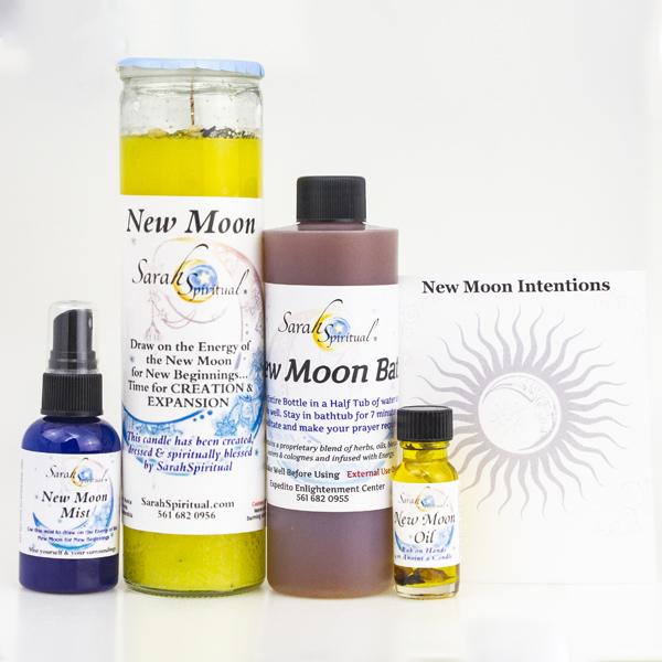 Psychic SarahSpiritual New Moon Collection