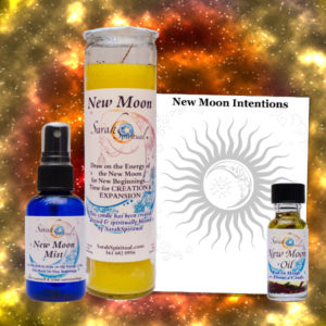 New Moon Intention Collection