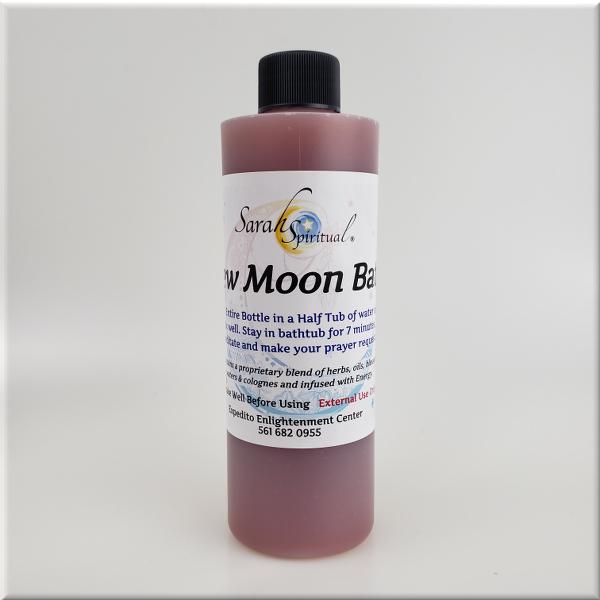 Psychic SarahSpiritual New Moon Bath