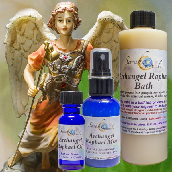 Archangel Raphael Collection