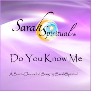 SarahSpiritual - Do You Know Me Icon