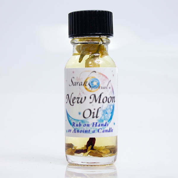 SarahSpiritual New Moon Oil