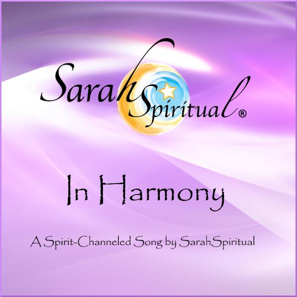 SarahSpiritual - In Harmony Icon