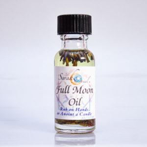 Psychic SarahSpiritual Full Moon Oil