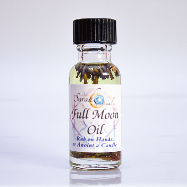 Psychic SarahSpiritual Full Moon Oil