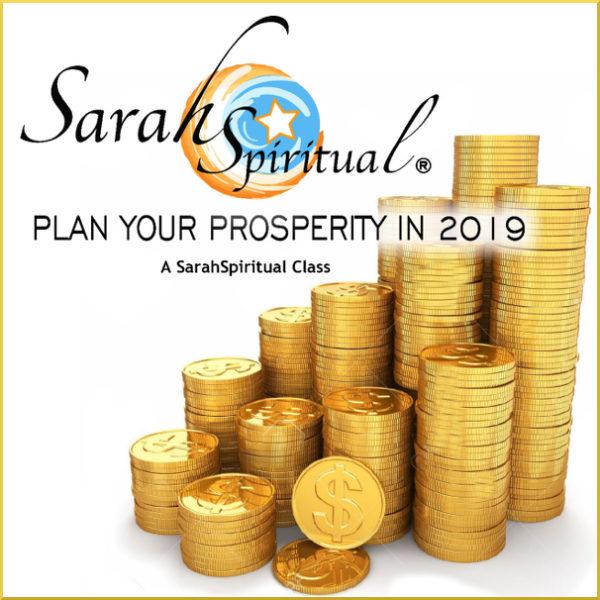 Plan YOUR Prosperity in 2019