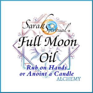 SarahSpiritual Full Moon Oil