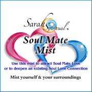 SarahSpiritual Soul Mate Mist