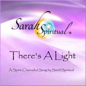 SarahSpiritual - There's A Light Icon