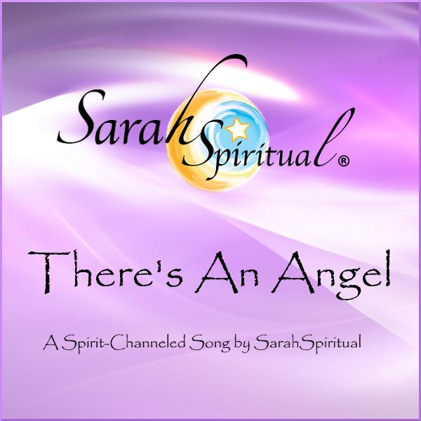 SarahSpiritual - There's An Angel Icon