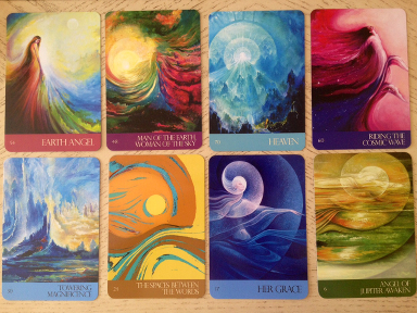 journey of love oracle card 388