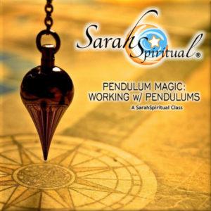Pendulum Magic: Working with Pendulums Class