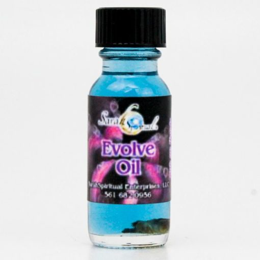 SarahSpiritual['s Evolve Oil Master Image