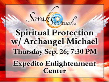Spiritual Protection with Archangel Michael