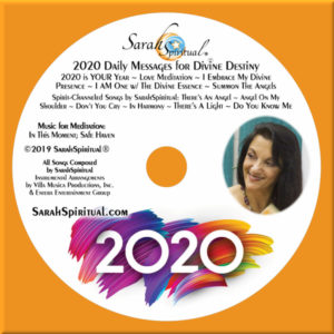 SarahSpiritual's 2020 Daily Messages for Divine Destiny