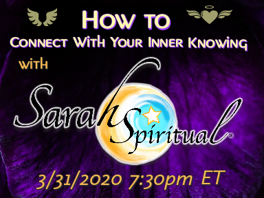 How To Connect with Your Inner Knowing