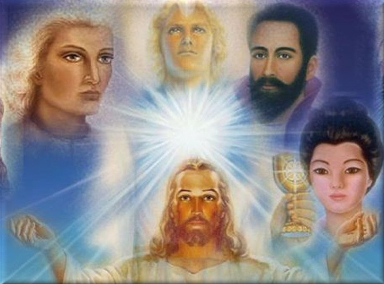Channel Cheryl Glover – Ascended Masters Speak