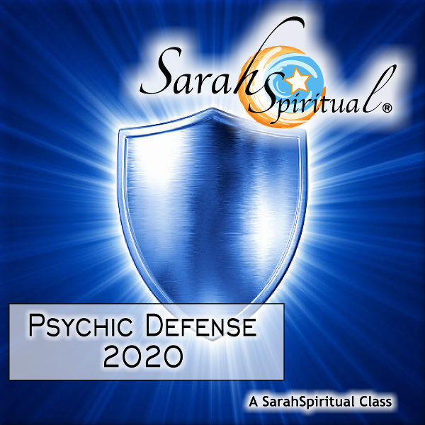 Psychic Defense Class Audio Download