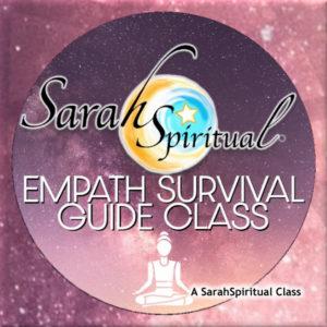 Empath'Survival Guide Audio Download