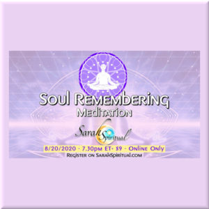 Soul Remembering Meditation