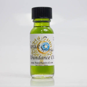 SarahSpiritual Abundance Oil