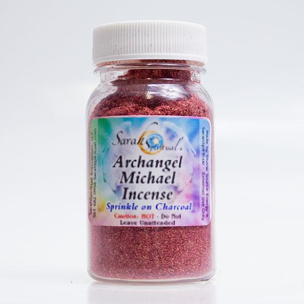 Archangel Michael Incense Master Image