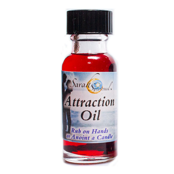 Psychic SarahSpiritual Attraction Oil