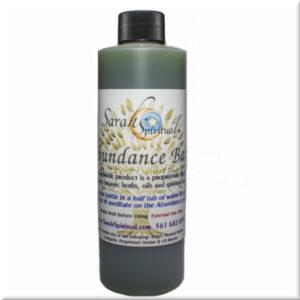 SarahSpiritual Abundance Bath