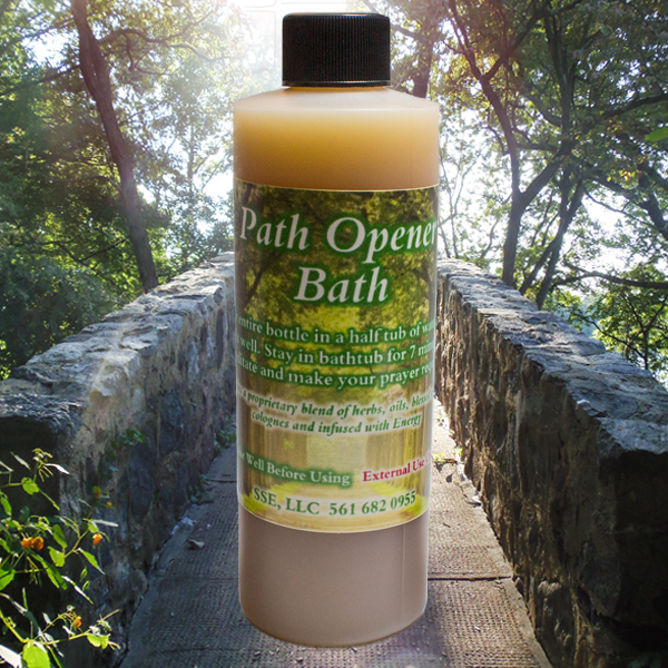 Psychic SarahSpiritual Path Opener Bath