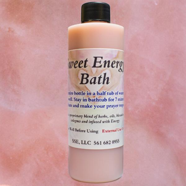 Psychic SarahSpiritual Sweet Energy Bath