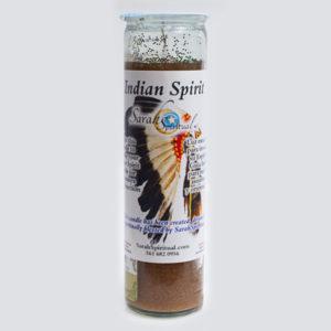 Psychic SarahSpiritual Indian Spirit Guide Candle