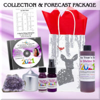 SarahSpiritual's 2021 New Year's Package