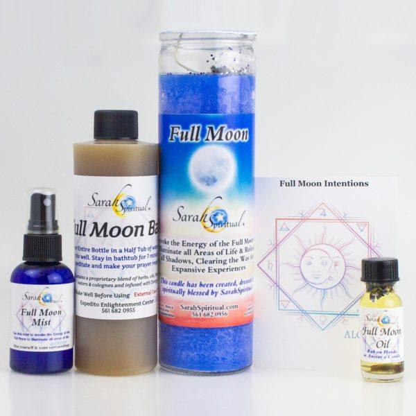 Psychic SarahSpiritual Full Moon Collection