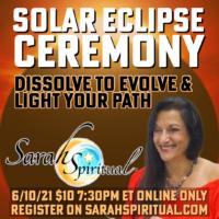 SarahSpiritual Solar Eclipse Ceremony