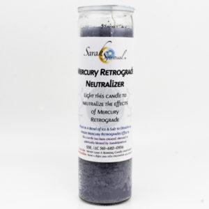 SarahSpiritual Mercury Retrograde Neutralizer Candle